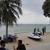 タイ パタヤビーチ観光