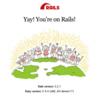 Railsの開発環境を用意するメモ(Mac)