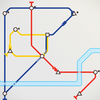 乗客をスムーズに処理すべく路線を敷く「Mini Metro」が面白い