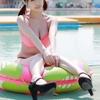 倉田夏希【B85 Hカップアイドルの水着画像】(13)