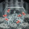 水葬-金魚鉢-