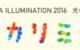 GINZA ILLUMINATION ヒカリミチ 2016 光の庭園(銀座イルミネーション)ダイナースクラブ協賛