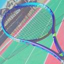 今日もテニス日和!