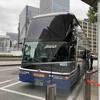 JR高速バスで、東京から名古屋へ。