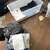 急に思い立って衣装ケース&押入れの掃除をしてみる
