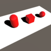 【Unity】【シェーダ】投影テクスチャシャドウを実装する