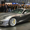 フェラーリ812スーパーファスト 2017年生産分は既にオーダーストップ