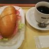 【博多でランチ3】ドトールでサンドイッチ!