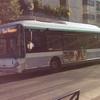パリのバス(RATP) グリーンからブルーへ