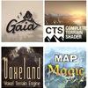 【Black Friday Sale】Vol.4 地形作りの大人気エディタ「Gaia」「CTS」「MapMagic」「Voxelan」を紹介