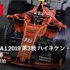 【ネタバレアリ】F1 2019 ハイネケン 中国GP 決勝を観た話。