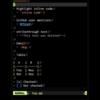 GitHub Flavored Markdown をもっと Vim でハイライトする vim-gfm-syntax つくった