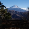 釈迦ヶ岳 三方分山 大平山