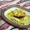 【インド料理レシピ】キャベツとひよこ豆の香ばし炒め