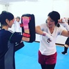 尼崎のキックボクシング ダイエット ジム 阪急沿線 武庫之荘 体験レッスン