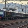 第1305列車 「 甲122 相模鉄道20000系(20102f)の甲種輸送を狙う 」