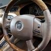 自動車内装修理#253 ジャガー/Xタイプ 本革ハンドル/ステアリングの傷・劣化・擦れ補修