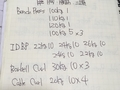 筋トレ開始から1年8ヶ月、ベンチプレス120kgをついに達成!