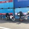 CBRと行く日本一周の旅part11(フェリー上陸〜佐賀)