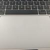 指を離さずタップする方法。Macを使う理由はトラックパッドにあり。