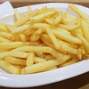 アコーレ内フードコート「サンテオレ」のフライドポテトは軽食にぴったりでした( ^∀^)