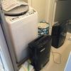 空気清浄機は清潔でないとダメですね
