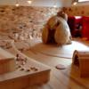 秋田県由利本荘市に7/1オープンした、鳥海山 木のおもちゃ美術館プレオープンに行ってきました。