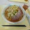 竹橋【東京消防庁 食堂】ラーメン② ¥510+特盛 ¥100