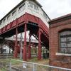 国内最古の跨線橋があるJR半田駅。令和3年6月5日に役目を終える。
