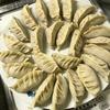 中華やさんに行ったら、餃子が食べたくなったので作ってみた
