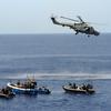 ソマリア海賊がインド貨物船をハイジャック