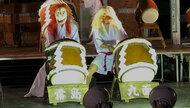 「西郷どん」に登場した霧島神宮の九面太鼓の奉納がすごすぎた