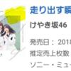 けやき坂461stアルバム「走り出す瞬間」が3日連続オリコンランキング1位を獲得!!気になる売上枚数は...!?