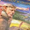 カートグラファーズ( Cartographers)|2020年ドイツ年間ゲーム大賞エキスパート部門ノミネート作!地図製作者として女王からの寵愛を受けるのです!