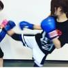 関西 武庫之荘 レディースキックボクシング