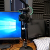 マイクスタンドをカメラ用卓上三脚にしてみたら安いし安定感あるしもう最高