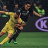 踝が痛い〜UEFAヨーロッパリーグ ベスト4 1stレグ アイントラハト・フランクフルトvsチェルシー マッチレビュー〜