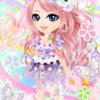 ゲーム「恋してキャバ嬢」のアバター♪春風の妖精その2編