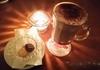 キャンドルの炎を眺めながら夜カフェ!リラックスした時間を過ごす【Cafe&Moda TACSUM(タクサム) 】@中区国府市場