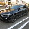 CPM ロアーレインフォースメント取付@BMW X2