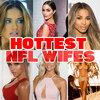 NFL選手の美人妻、ガールフレンド達