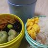 女子 中学生 お弁当 -冬休み最後のお弁当-20180105