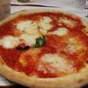 ピザはイタリアで