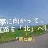 「北海道一周」夢に向かって進路を北へ!! 出会いに感謝のバイク旅!! 第七部「ninja250」