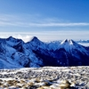 2月22日厳冬期テント 八ヶ岳ブルー!日本最高所の野天風呂へ その②