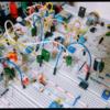 原音を邪魔しないブースターを構築中。