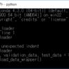 Python(Anaconda3)をインストールしscikit-learnでニューラルネットワーク