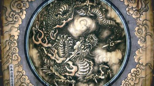 《京都の予習》京都の寺院で出合える雲龍図の秘密に迫ろう