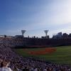 【写真修復・写真複製の専門店】横浜スタジアム 逆光修正 横浜市