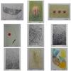 「8cm×12cmの小さなアート」作品追加(#356-#370)